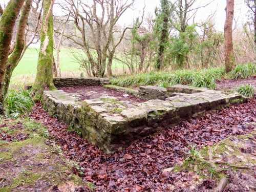 Remains of Cliffwood Cottage