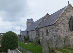 St Mary the Virgin Church at Rhossili