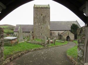 Church of St Cenydd