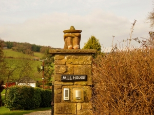 Entrance to Mill House