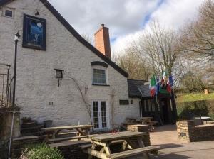 Hunter's Moon pub