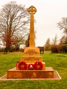 Bromsberrow War Memorial