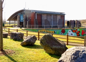 Parc Taff Bargoed Centre