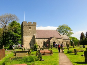 St Dunwyd's Church