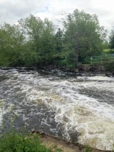 Nafford Weir