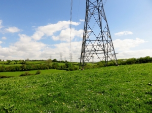 Tall pylons
