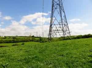 Tall pylons