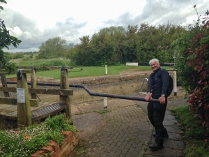 The Nafford Lock Keeper (William)