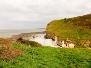 View west towards Southerndown