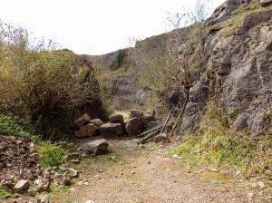 Ochrwyth Quarry
