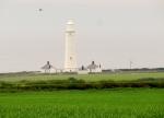 View towards Nash Lighthouse