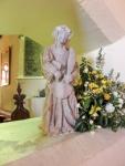 Statue of St Bridget