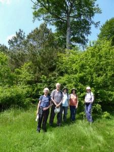 Group at Pontypool Park