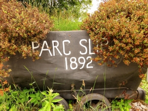 Reminder of disaster disaster Parc Slip