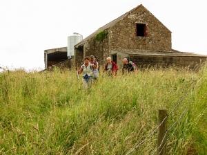 Old 19th century barn Home Farm