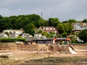 New sea defences Swanbridge
