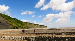 Lavernock Beach