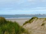 Towards Trecco Bay and Porthcawl