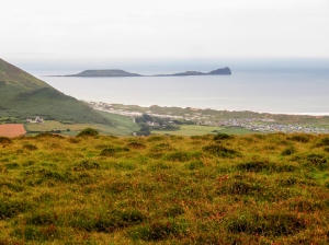 Worms Head and Llangennith