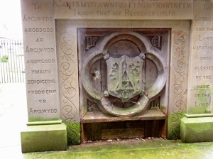 Llanover family tomb