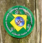 graig diamond jubilee walk logo