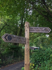 joining the wye valley walk