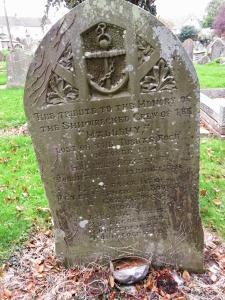 malleny headstone