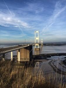the first severn bridge
