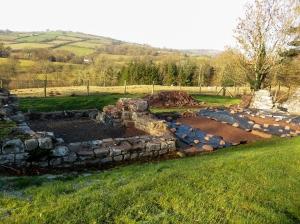 excavations at y gaer