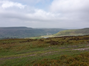 View from Cefn yr Arail