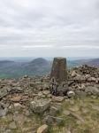 Trig Point Pen Allt-mawr