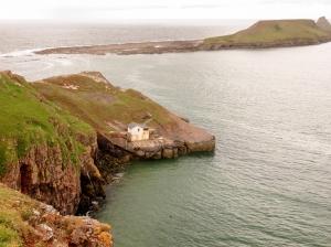 Boathouse Kitchen Corner