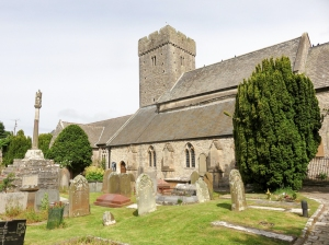 St Illtud's Church