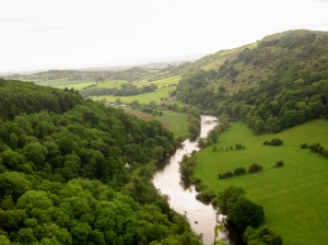 River Wye, Coppet Hill and Goodrich