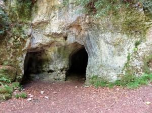 King Artrhur's Cave