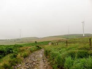 Mynydd Portref windfarm
