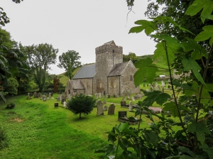 St Cadoc's Church, Cheriton
