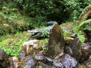 CrocodileSculpture