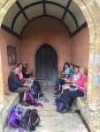 Lunch at St Thomas Church