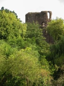 Abergavenny Castle keep