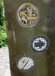 The public art trail Wales Coast Path