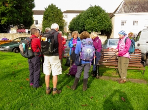 Hearing the history of Wotton -under-Edge