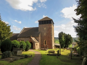St Wonnow's Church