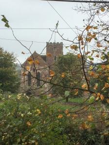 Overlooking Dore Abbey
