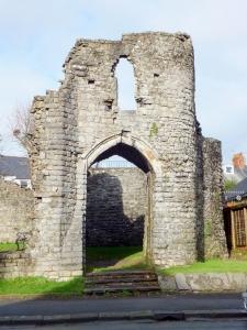 Barry Castle Gatehouse