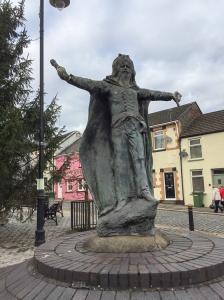 Statue of William Price