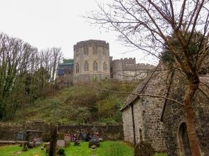 St Dunwyd's Churchyard