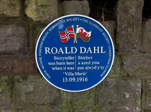 Birthplace of Roald Dahl