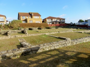 Glan y Mor Roman remains