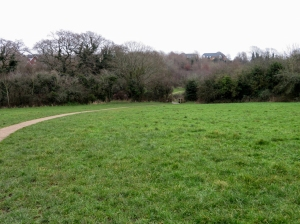 Site of the Old Cogan Hall Medieval Village